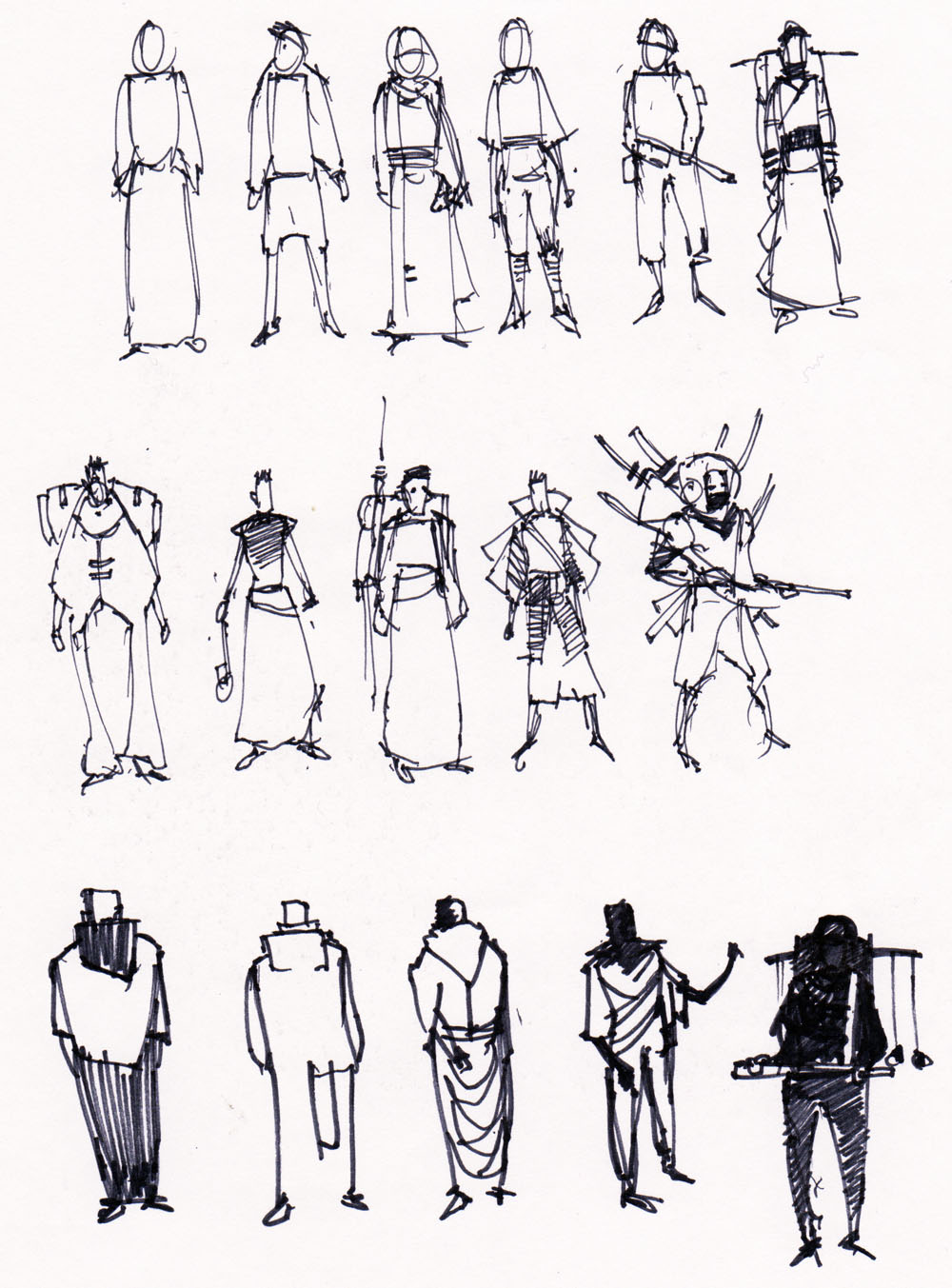 luniere kwon design sketches