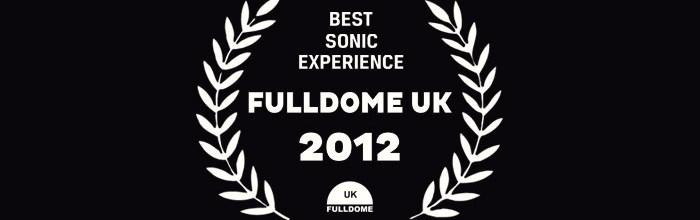 VORTEX at Fulldome UK