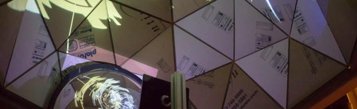 DIY Dome – First Light