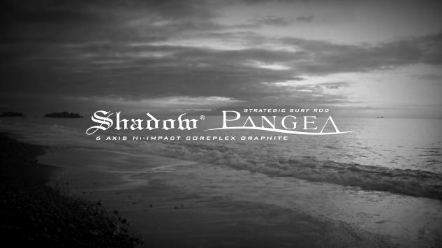 For Surf!Megabass Shadow PANGEA(SHORE CASTING)海水岸拋竿
