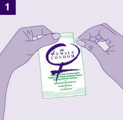 Gambar kondom wanita 1