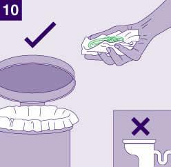 Gambar kondom wanita 10