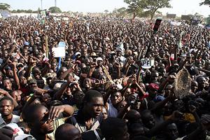 Presidential hopefuls advised to make realistic promises