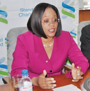 STANDARD Chartered Bank managing director Mizinga Melu