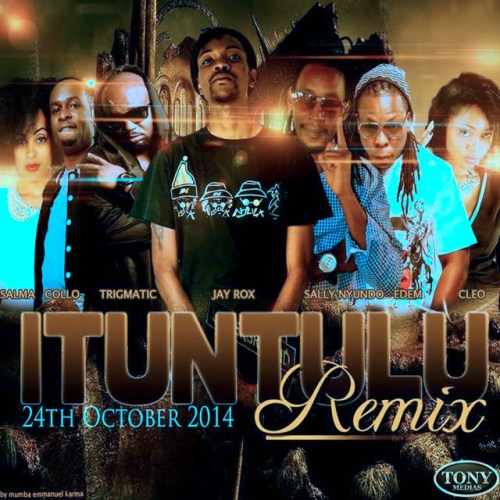"""Jay Rox releases video for African All-star remix of """"Ituntulu"""""""