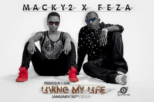 Macky 2 releases new song featuring former Big brother house mate