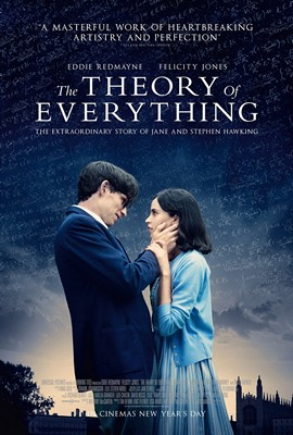 Academy Award winner ,Movie Review : The Theory of Everything