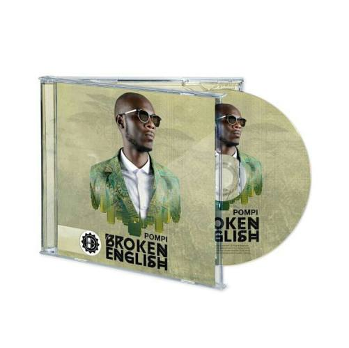 "POMPI ""BROKEN ENGLISH ""ALBUM REVIEW"