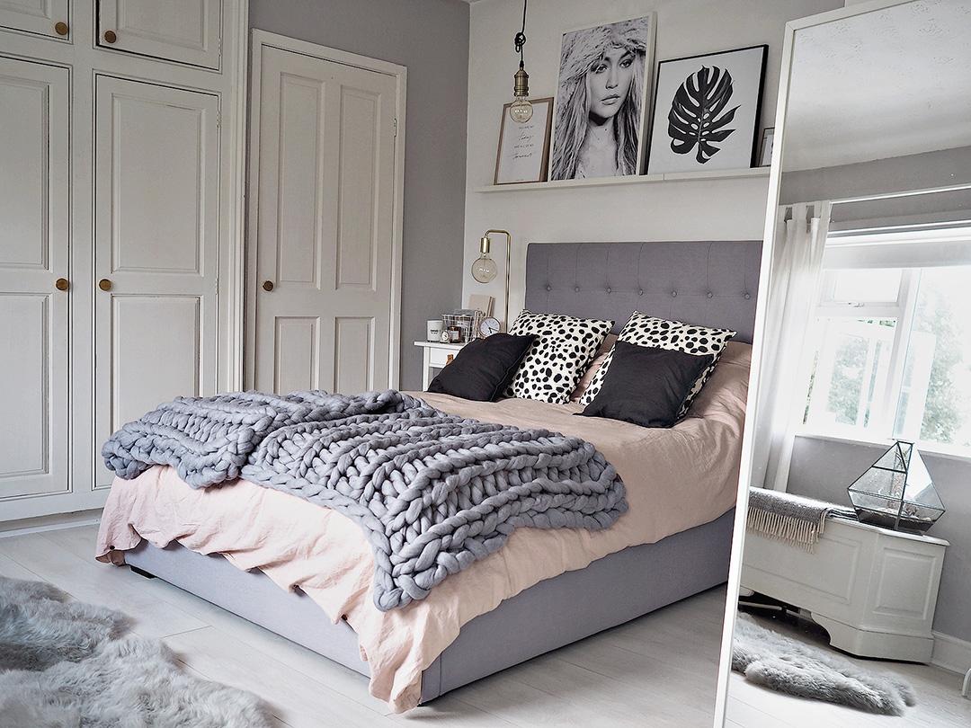 scandinavian inspired bedroom lust living. Black Bedroom Furniture Sets. Home Design Ideas