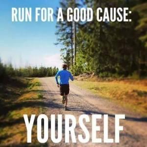 Cel mai bun motiv pentru a alerga