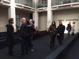 Dreh Mailand Fashion Week 1