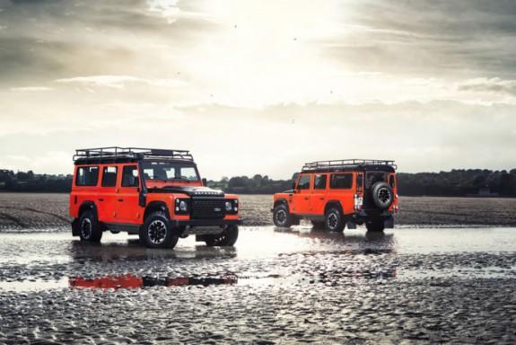 Land Rover Defender Adventure Edition