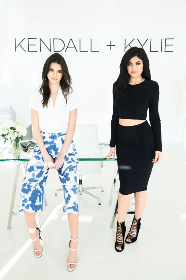 Kendall + Kylie + LuxeColore