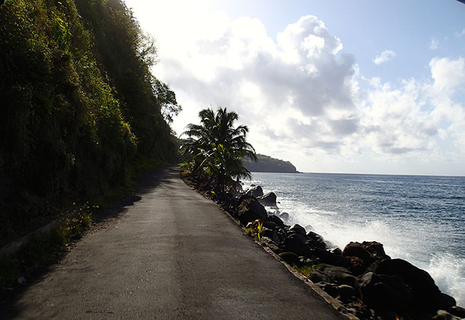 Dominica – An Island Trip with Lacy Colley  Yamaoka
