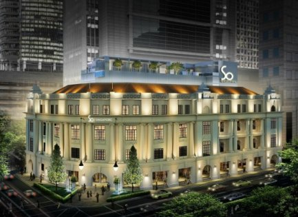 Karl Lagerfeld to design the New Sofitel So Singapore emblem