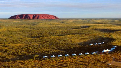 Ayers Rock Accommodation: Longitude 131°