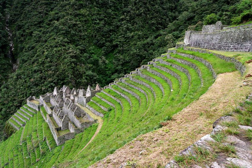 Inca Trail Peru Visit Machu Picchu 1
