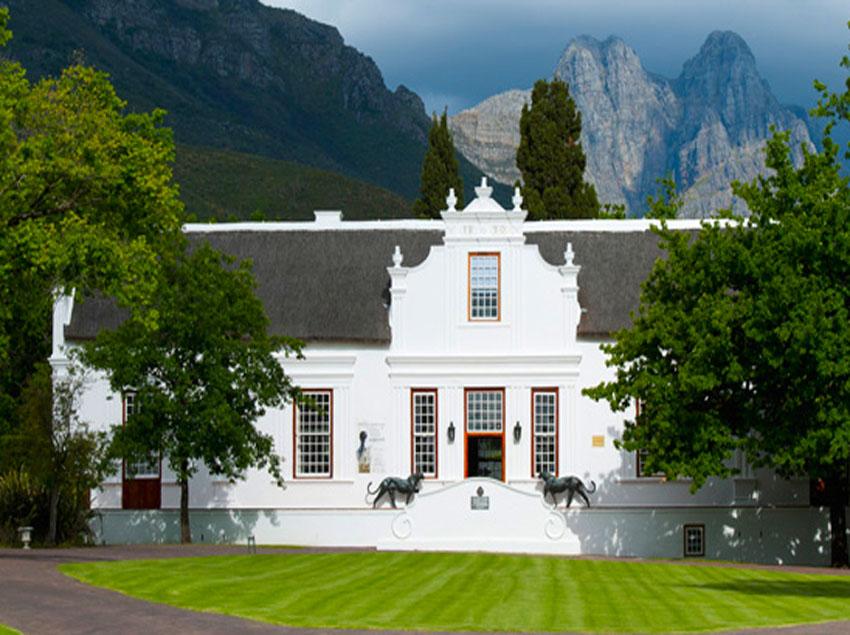 Lanzerac Estate: Luxury Country Escape