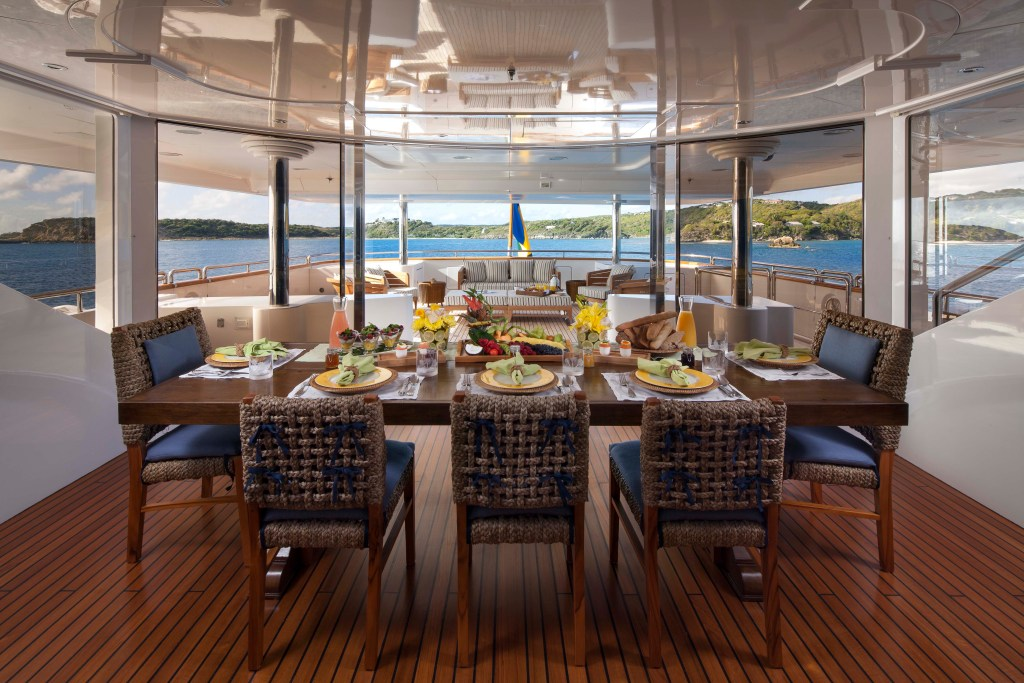 Fabulous Themed Suppers for your Superyacht Soiree 3 mystarfire my starfire