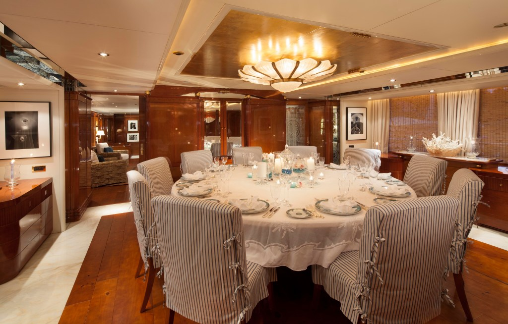 Fabulous Themed Suppers for your Superyacht Soiree 4 mystarfire my starfire