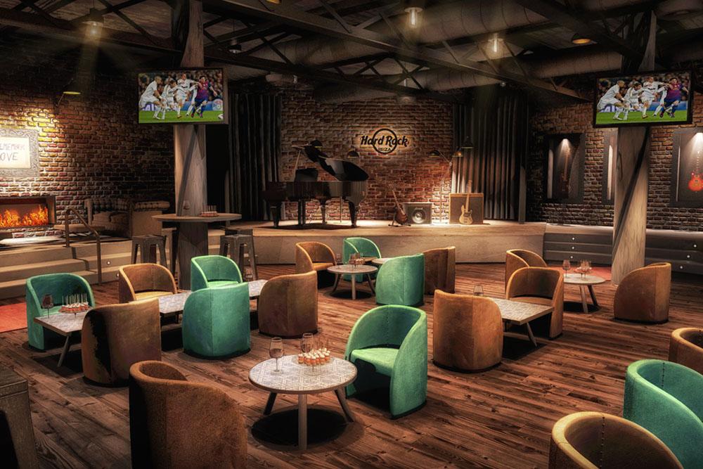 hard rock caf ibiza un h tel de luxe pas comme les autres luxsure. Black Bedroom Furniture Sets. Home Design Ideas