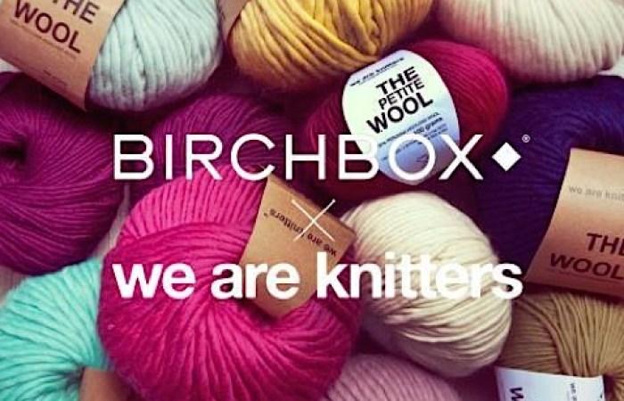 Birchbox met la déco «WAK» en boîte