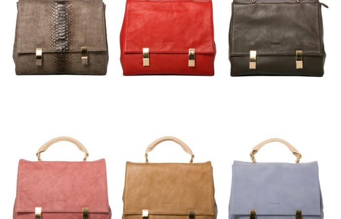 Kate Lee revisite le sac à dos