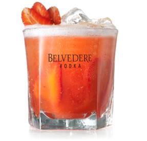 Belvedere Vodka à Cannes en mai 2015