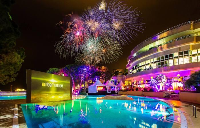 Amber Lounge fait vibrer Monaco pour le Grand Prix de Formule 1