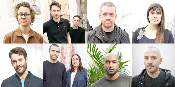 Les huit finalistes du LVMH Prize 2015