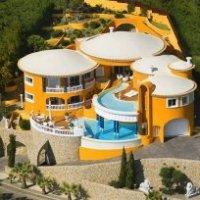 Villa Colani auf Mallorca steht zum Verkauf