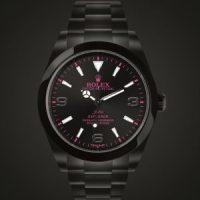 Blaken: Uhr mit individueller Gravur veredeln