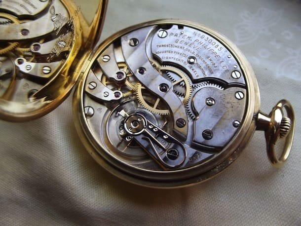 Patek Philippe 18kt SOLID GOLD pocket watch