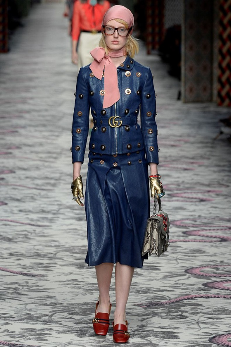 Gucci Spring 2016 RTW Collection look 48