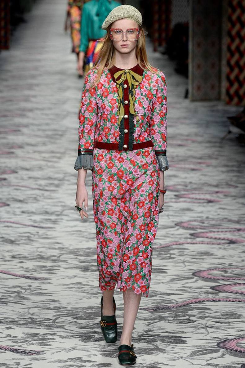 Gucci Spring 2016 RTW Collection look 51