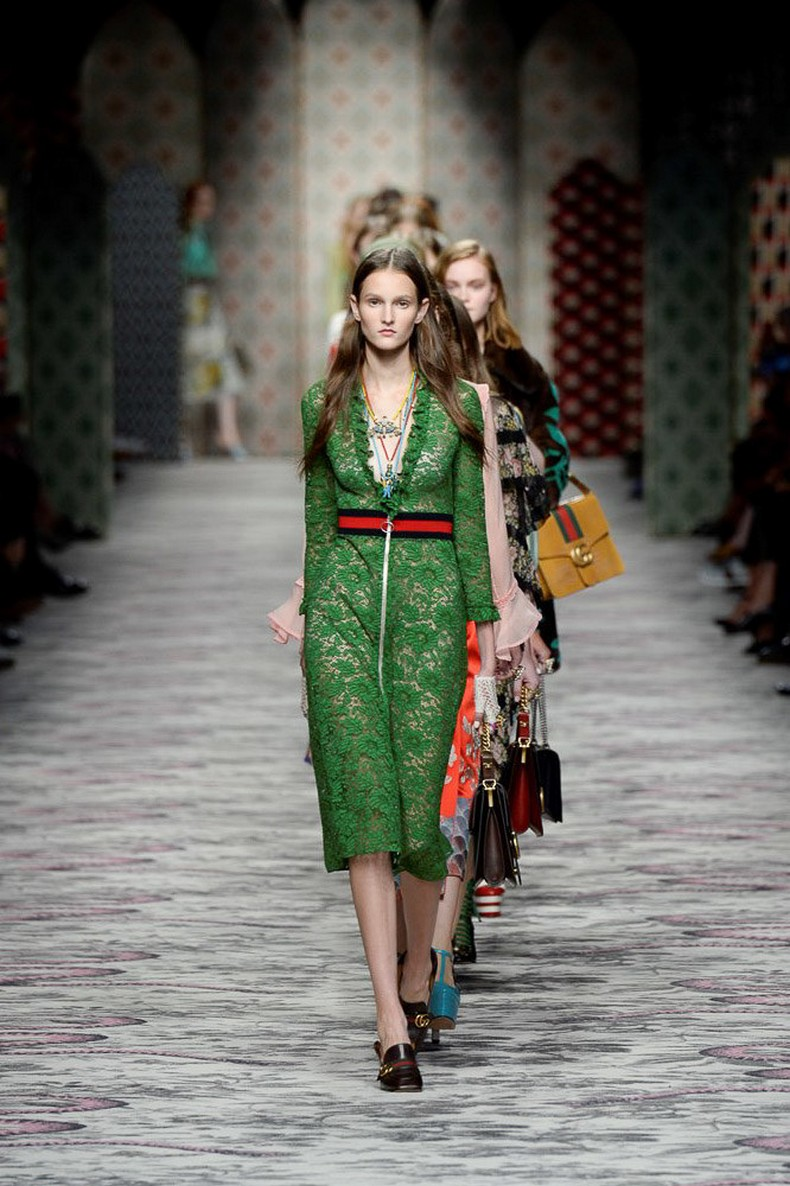 Gucci Spring 2016 RTW Collection look 56