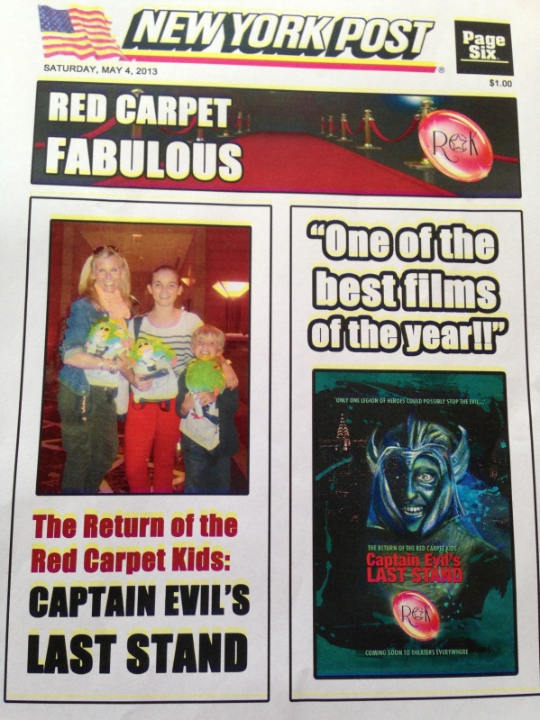 Red Carpet Kids NYC