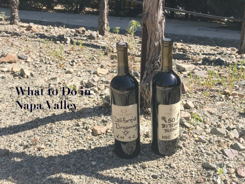 what to do in napa valley