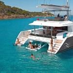 Introducing the NEW Lagoon 560 Catamaran ALYSSA