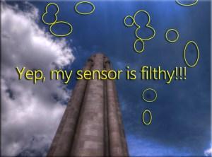 dirty-sensor