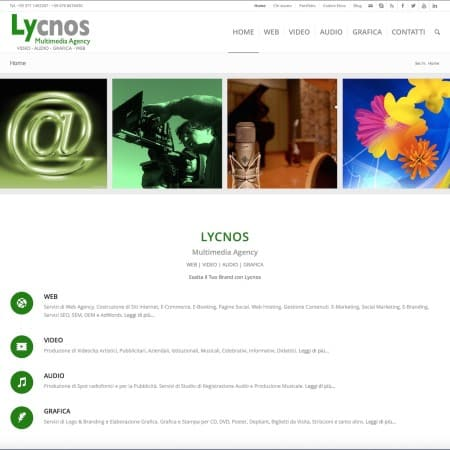 Lycnos - Website - by Lycnos
