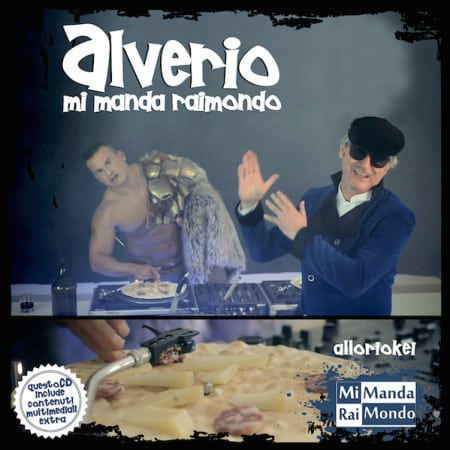 Alverio Cau - Audio Recording - by Lycnos