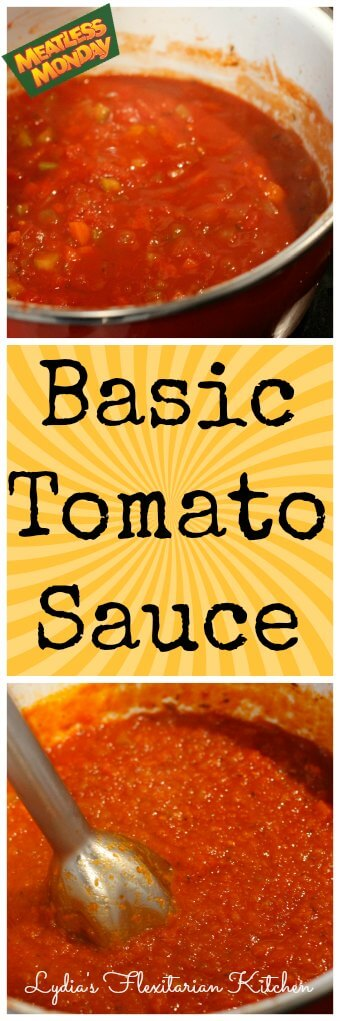... an Italian grandmother, here's how to make a basic tomato sauce