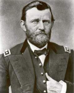 grant in uniform
