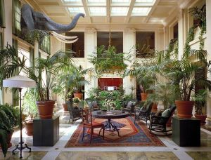 GEORGE EASTMAN HOUSE CONSERVATORY