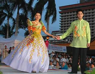 Flores de Mayo and Santacruzan: Parade of Pinay Beauties
