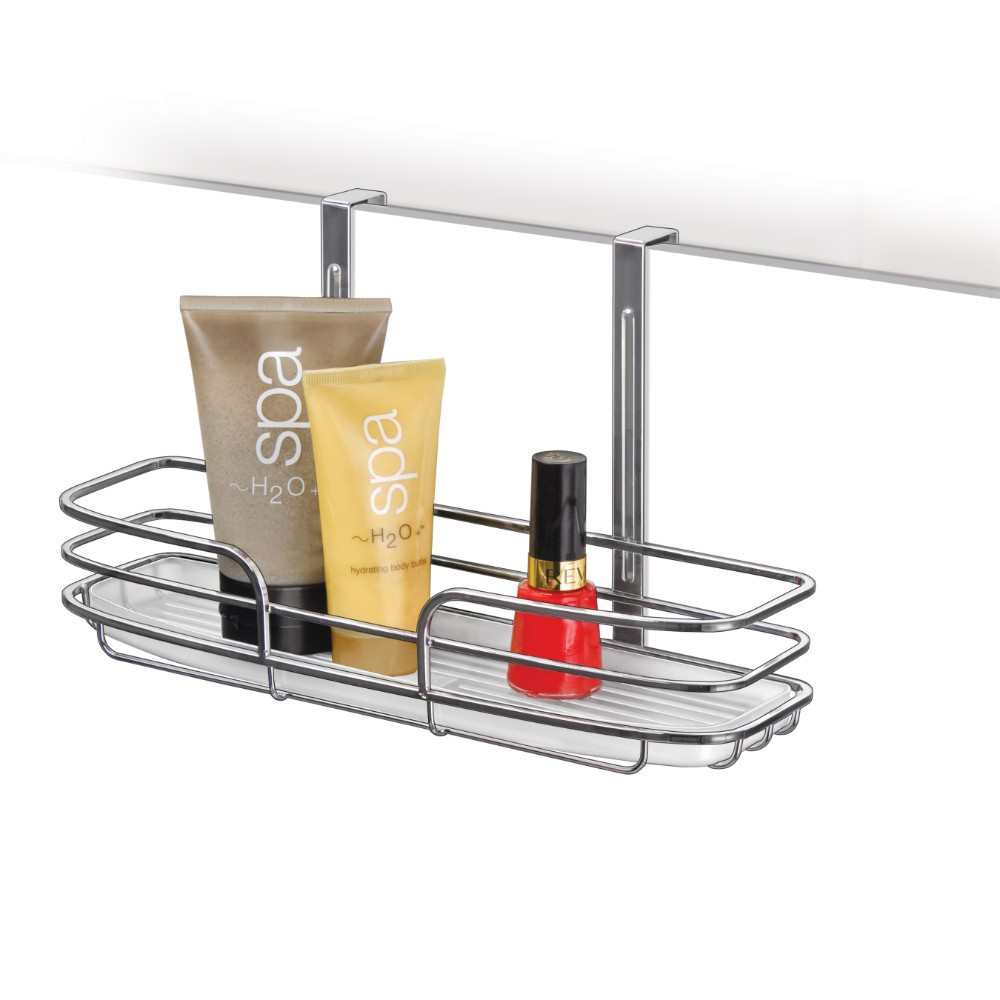 Witching Bathroom Cleaning Supplies Over Door Organizer Over Cabinet Door Single Shelf Organizer Over Cabinet Door Single Shelf Organizer Lynk Inc Over Door Organizer houzz 01 Over The Door Organizer