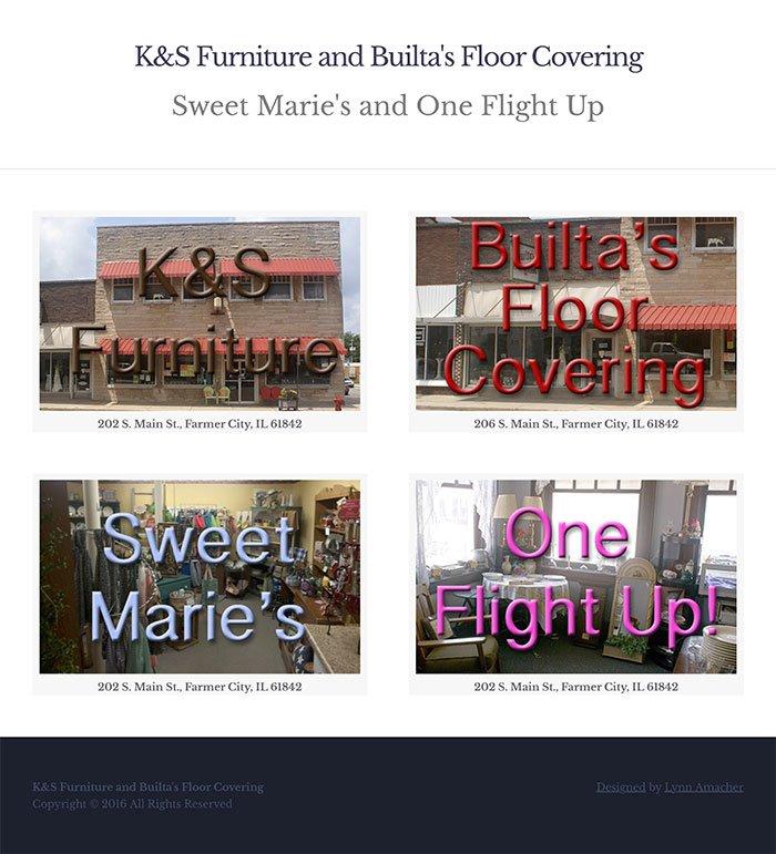K&S Furniture Builta Floor Covering New Design