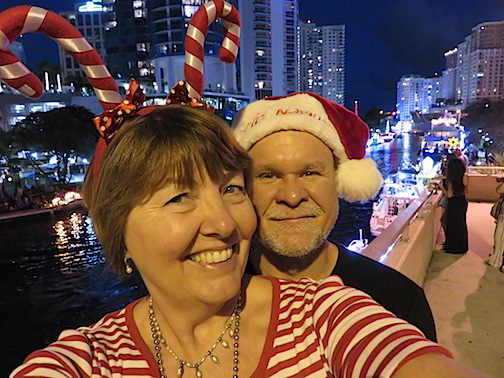 44th WINTERFEST BOAT PARADE OF LIGHTS