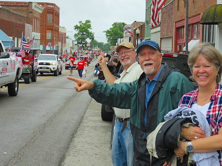 WILLOW SPRINGS JULY FORTH PARADE HIGHLIGHTS